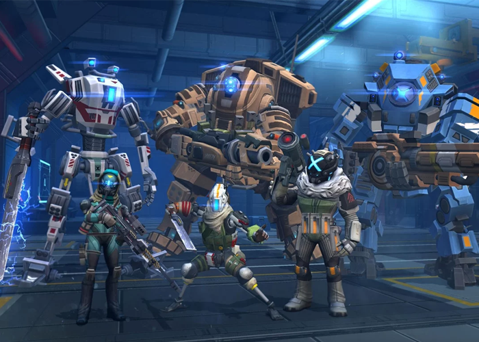 El Juego De Estrategia Titanfall Assault Llega Gratis Al Google Play