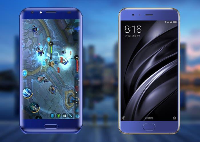 El Doogee BL5000 podría ser el rival directo del Xiaomi Mi6