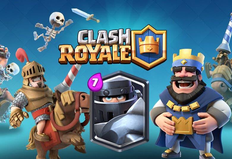 El Megacaballero: la nueva legendaria de Clash Royale que puedes conseguir gratis