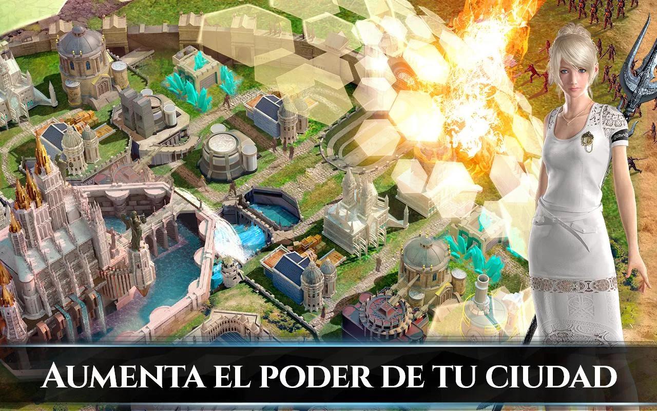 Imagen de FFXV para Android