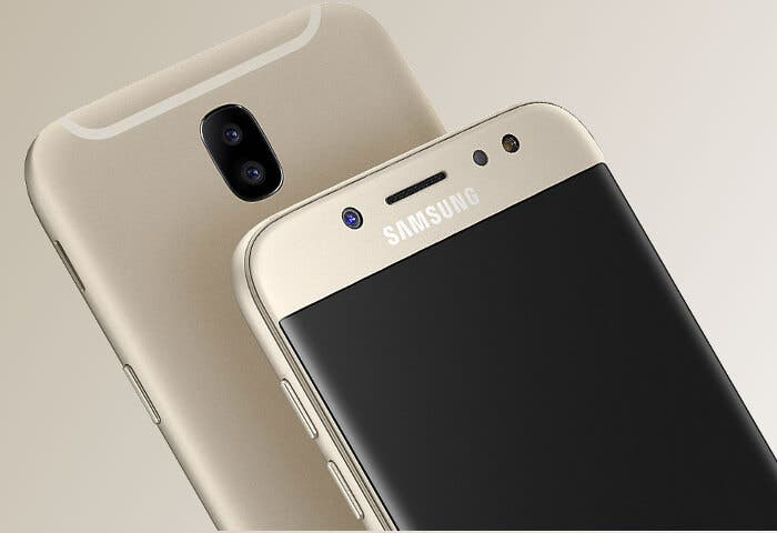 Estas son las características del Samsung Galaxy J7+ con doble cámara