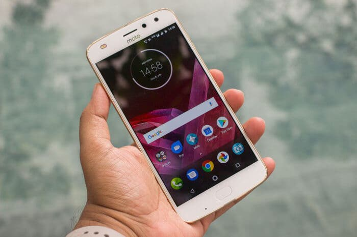 El Motorola Moto Z2 Play ya está disponible en España a través de Amazon