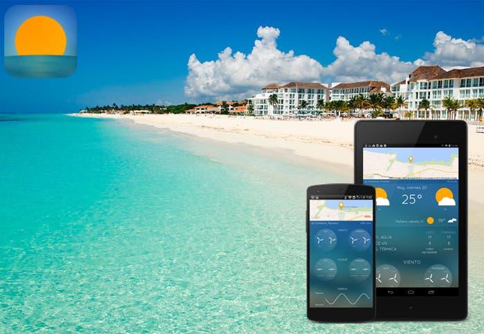 iPlaya: la aplicación perfecta para conocer el estado de todas las playas