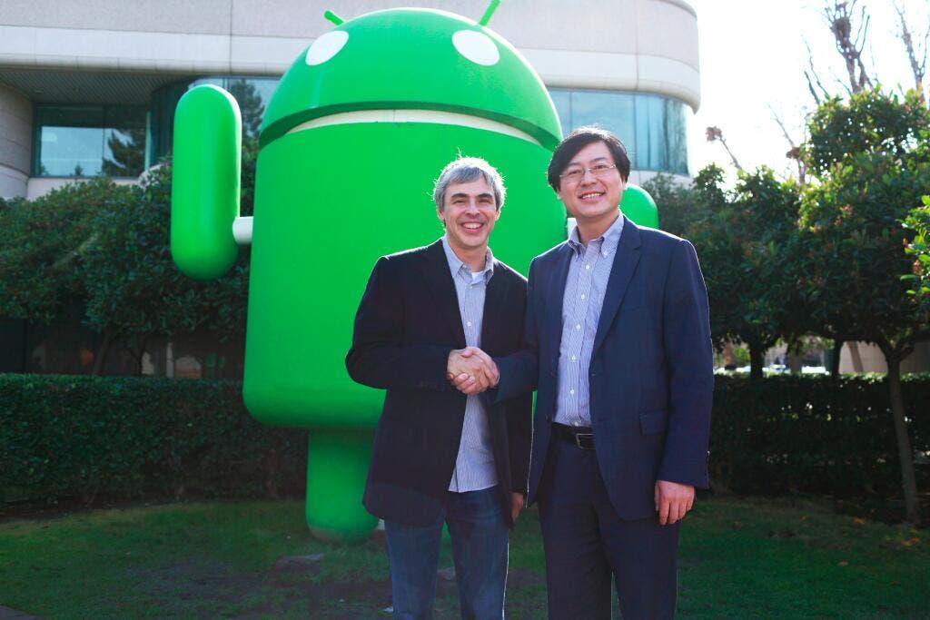 Google vende Motorola