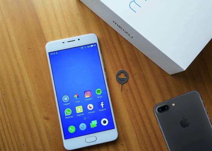 El Meizu M6 Note enfoca 5 veces más rápido que el iPhone 7 Plus