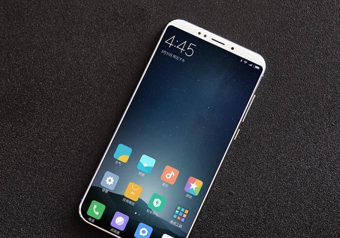 Xiaomi mi mix dos concepto