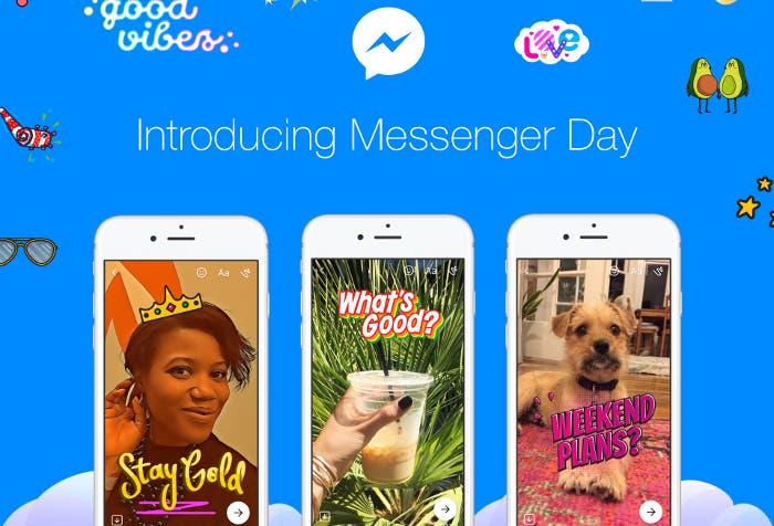 Así de fácil puedes eliminar las historias de Facebook Messenger