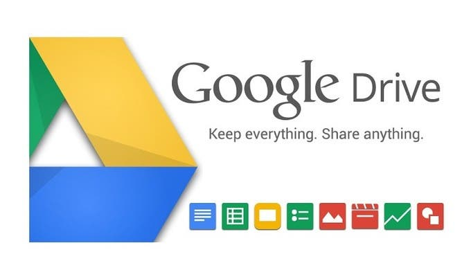 Google Drive Copia de Seguridad