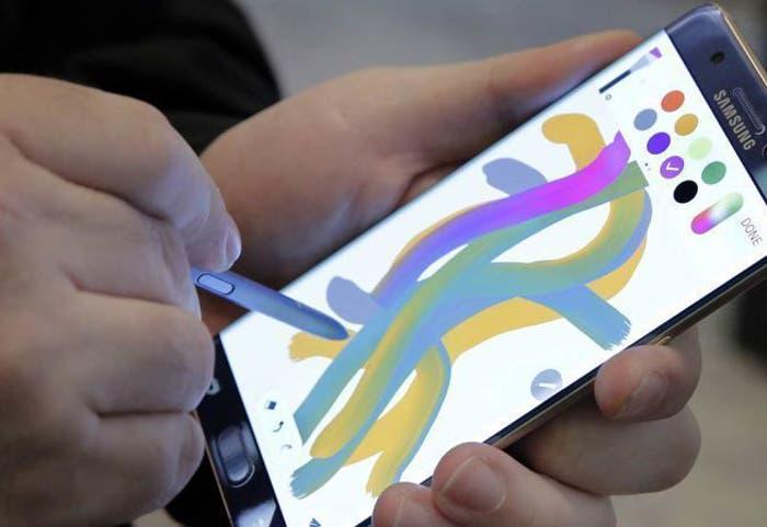 El Galaxy Note 8 será diferente al Note 7, pero el S-Pen parece que no