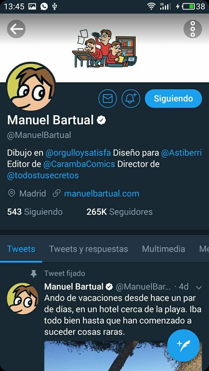 manuel bartual twitter