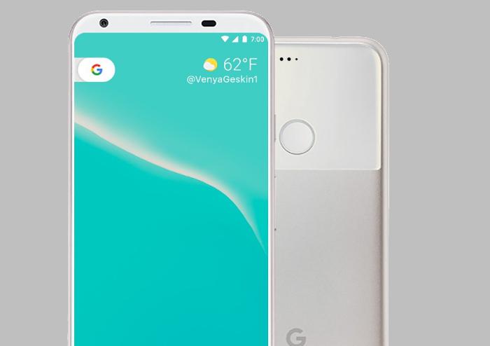 El diseño del Google Pixel 2017 no será como se esperaba