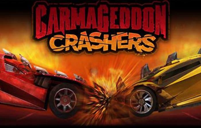 Carmageddon: Crashers, el juego de coches en el que gana el más bruto