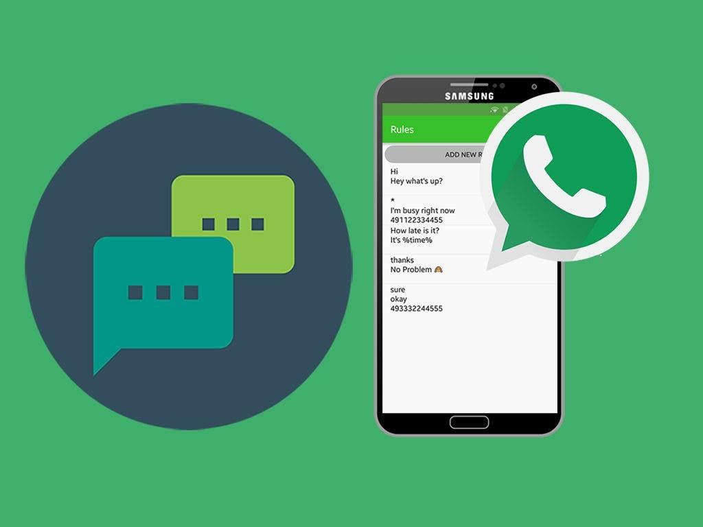 respuesta automatica whatsapp