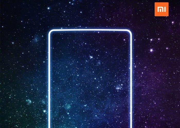 Xiaomi mi mix dos presentación