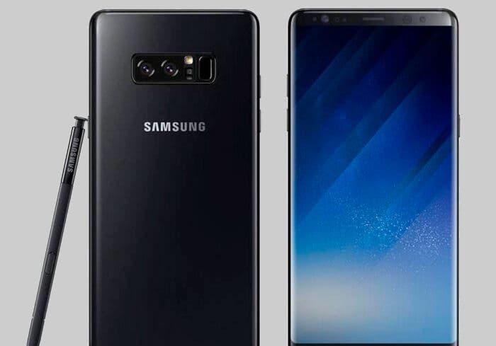 El Samsung Galaxy Note 8 ya es oficial: conoce todas sus características