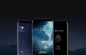 El Samsung Galaxy S9 vendrá con una cámara dual y un lector de huellas visible
