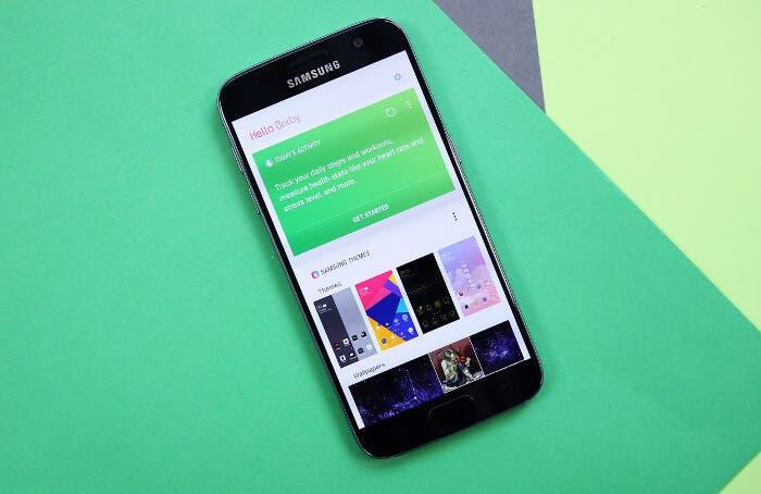 La voz de Bixby podría estar lista para la llegada del Galaxy Note 8