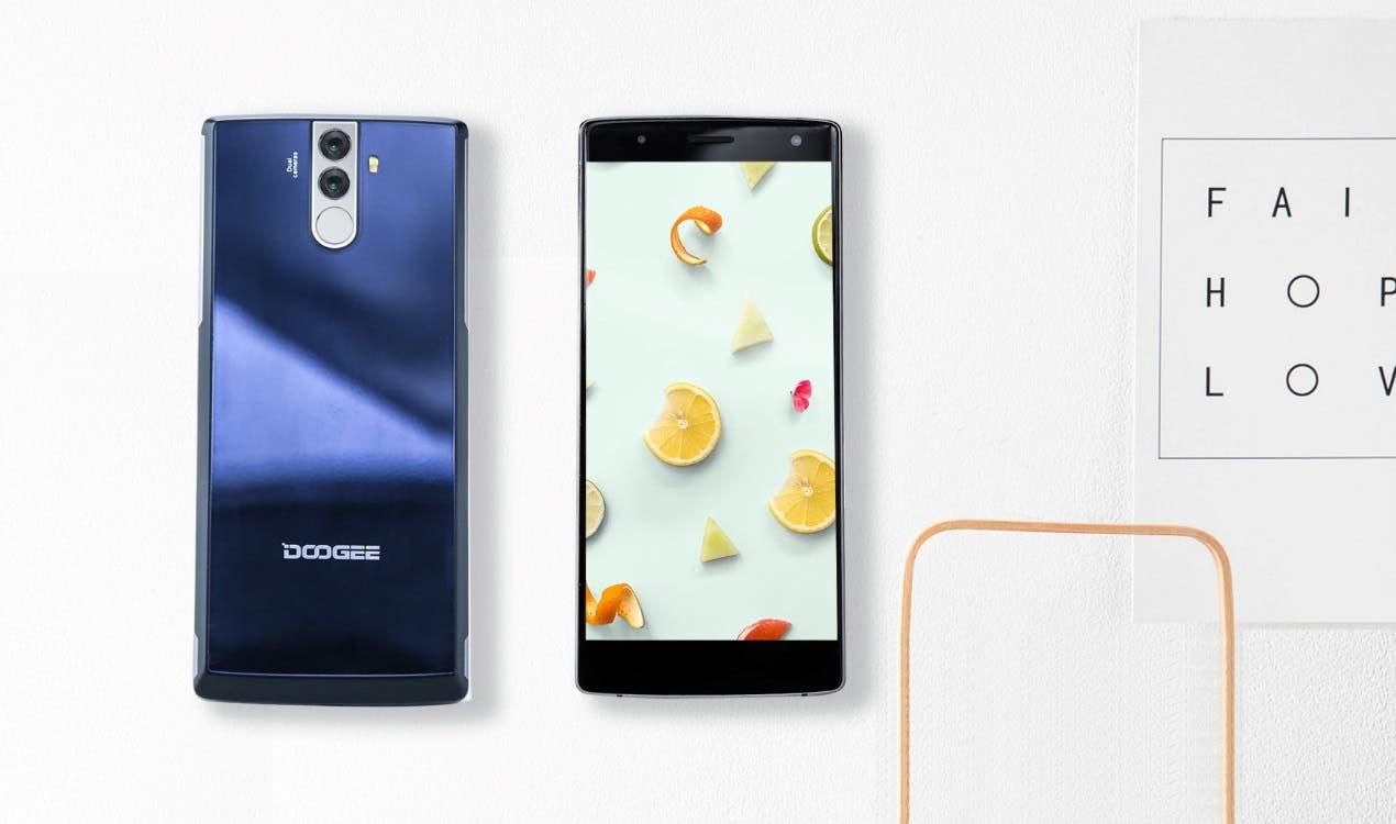 Doogee será el primero en incorporar el Helio P23 en sus smartphones