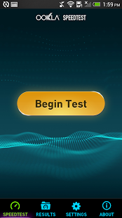 speedtest comenzar test