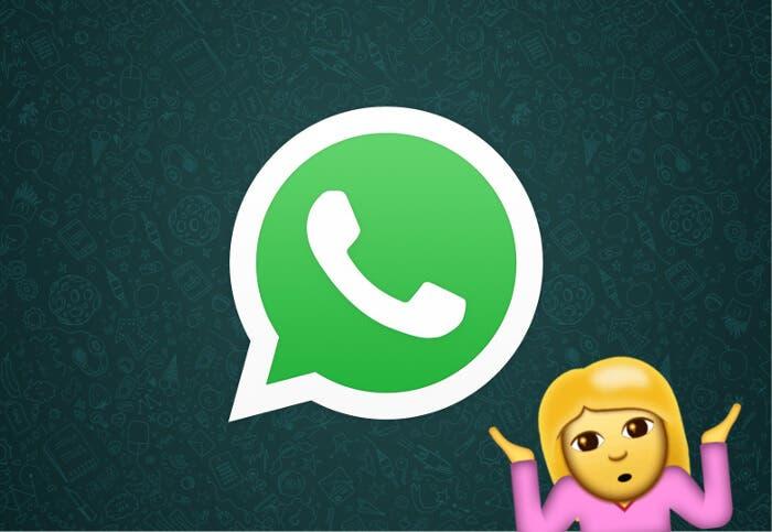 WhatsApp limita los emojis que podemos poner en nuestro nombre