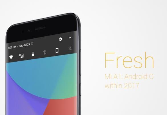 ¿Se podrá comprar el Xiaomi Mi A1 en España y Europa?