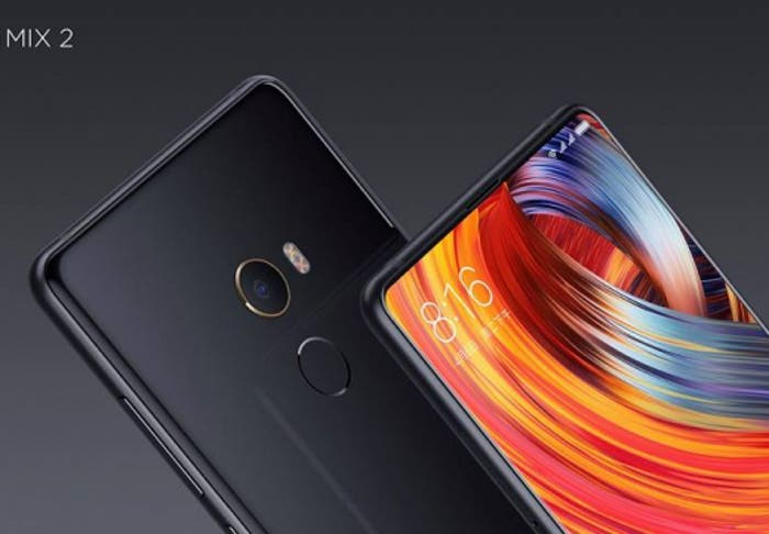 El Xiaomi Mi MIX 2 ya es oficial: lo mejor de la gama alta con un diseño increíble