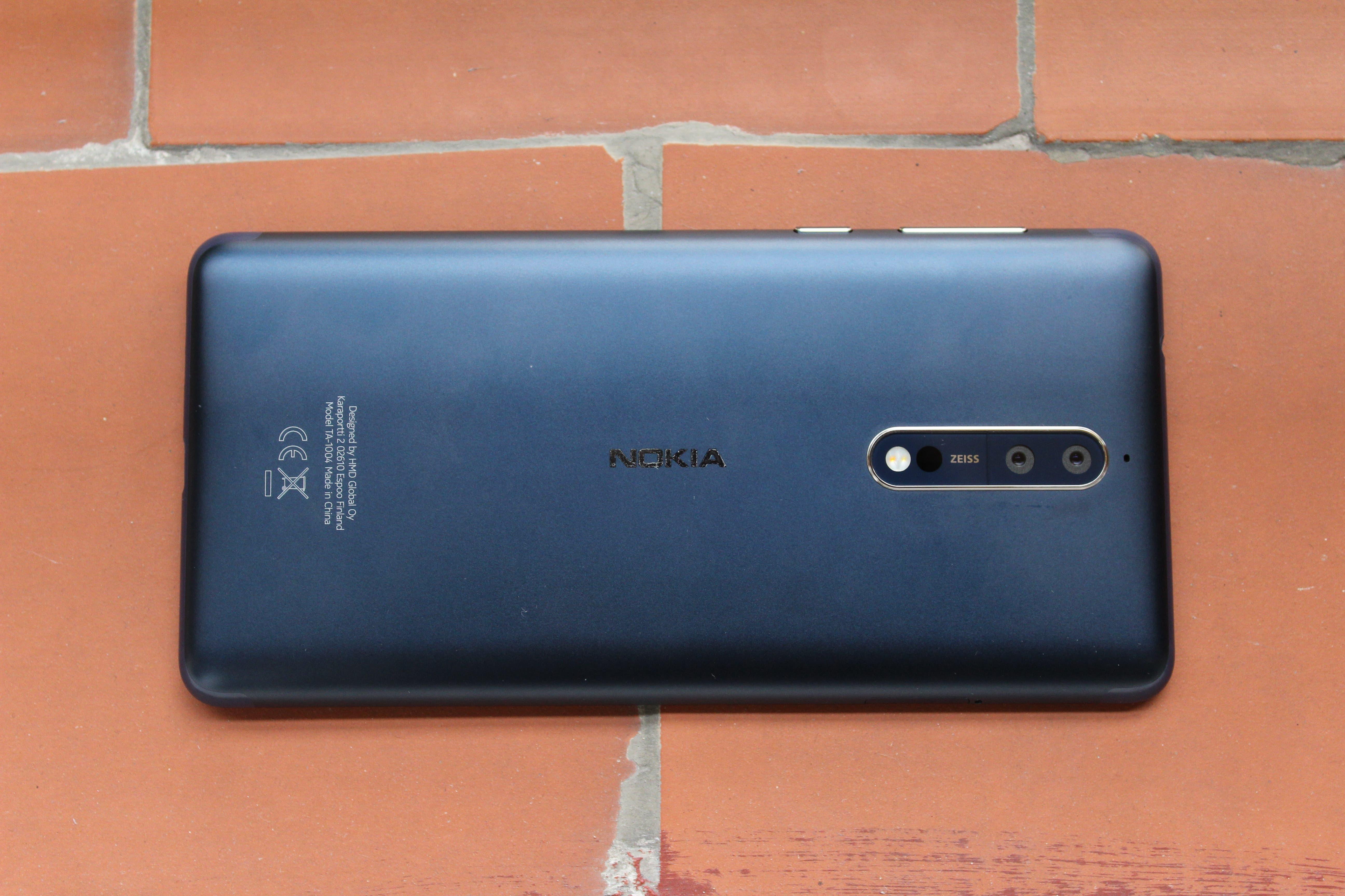 Nokia ocho tirado