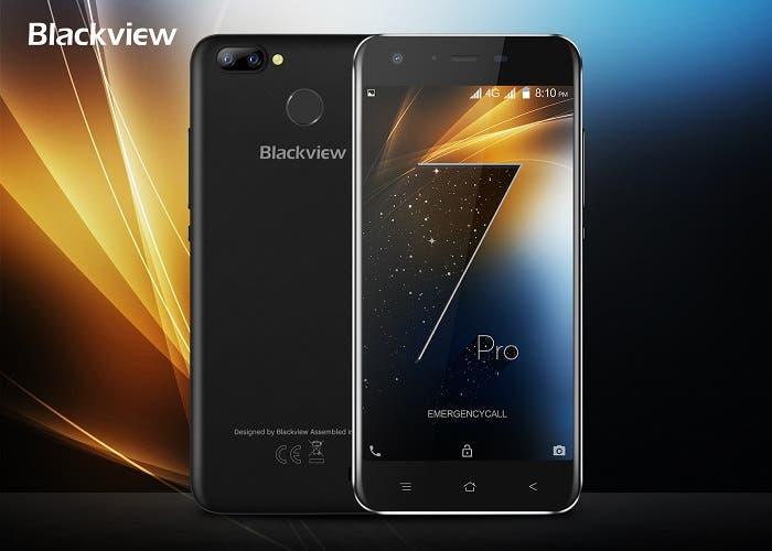 Compra ya el Blackview A7 Pro con nueva doble cámara y mejor procesador por 67 euros