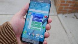 Galaxy s7 edge pantalla