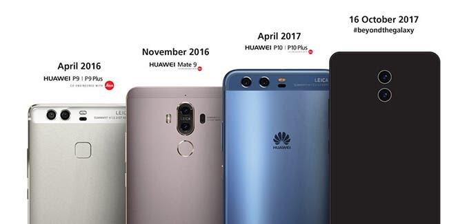 Huawei gama alta