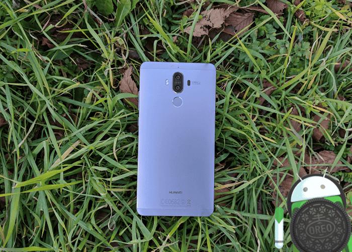 El Huawei Mate 9 podría ser de los primeros en actualizar a Android 8.0 Oreo