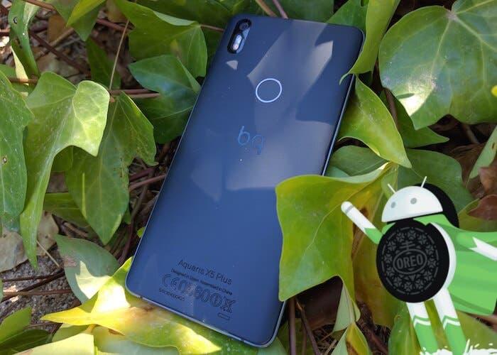 El BQ Aquaris X5 Plus también recibirá Android 8.0 Oreo oficialmente