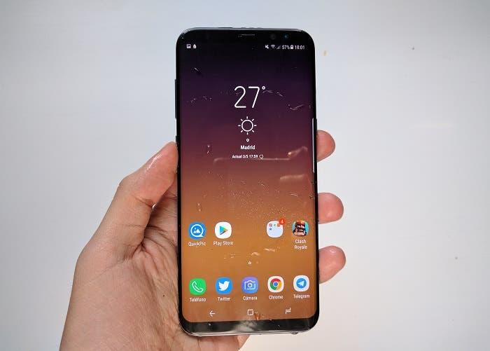 Nueva oferta del Samsung Galaxy S8 y S8+ en Amazon