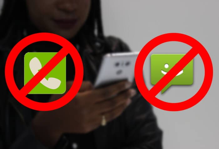 Cómo bloquear llamadas y SMS en un móvil Android