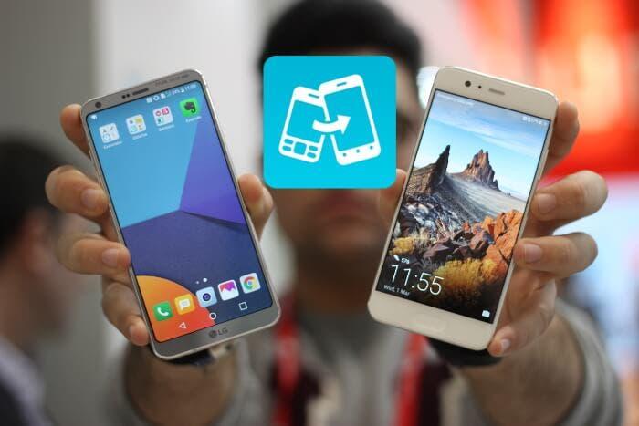 La aplicación de los Pixel para transferir archivos entre móviles ya está en Google Play