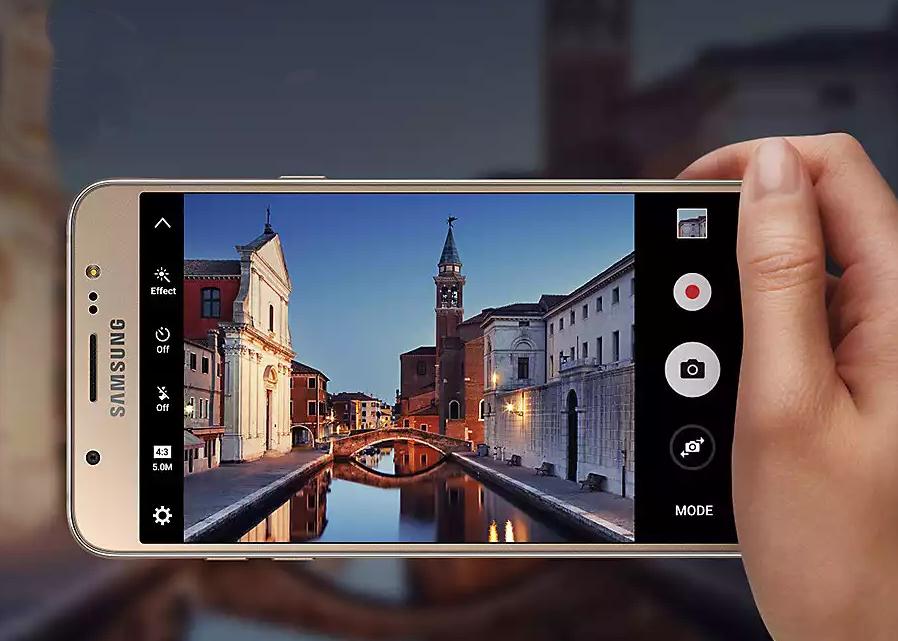 El Samsung Galaxy J7 2016 empieza su actualización a Android 7 Nougat