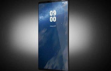 Un nuevo concepto del Nokia 9 aparece con doble cámara y cuerpo de cristal