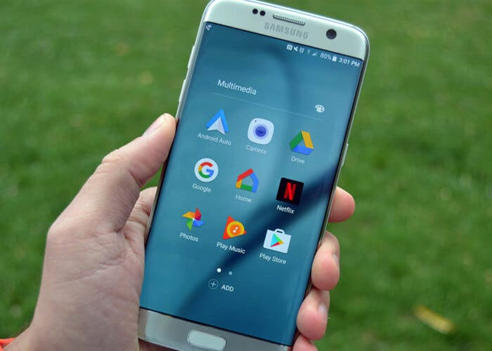 El Samsung Galaxy S7 Edge sigue bajando de precio en Amazon