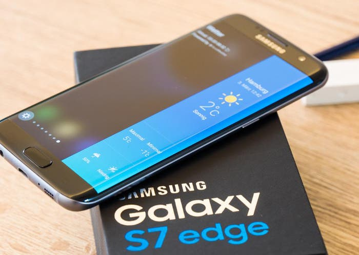 El Samsung Galaxy S7 Edge por debajo de los 500 euros en esta oferta