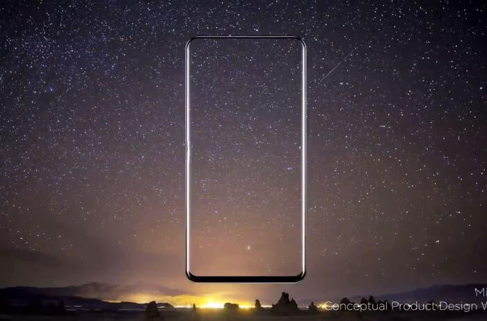 El Xiaomi Mi MIX 2 podría carecer de sensor de huellas y apostar por el reconocimiento facial