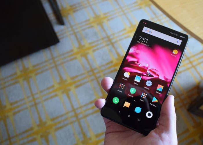 Xiaomi Mi MIX 2 vs Samsung Galaxy Note 8: enfrentamos a los dos mejores móviles Android