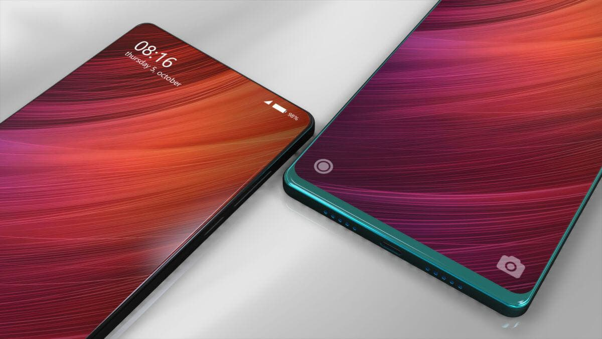 Xiaomi Mix Wallpaper: Descarga Ya Los Fondos De Pantalla Del Xiaomi Mi Mix 2