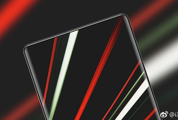 Ya puedes ver el Xiaomi Mi MIX 2 en su primera imagen real