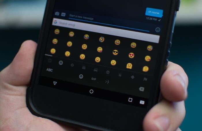 emojis android oreo teclado