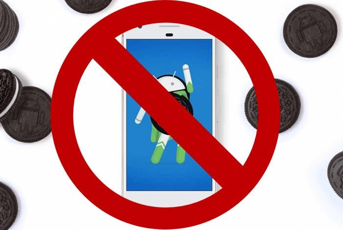 Los smartphones con Android Oreo sufren un serio problema desde su llegada