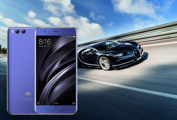 El nuevo Xiaomi Mi6 Plus pasa por GFXBench como Xiaomi Chiron