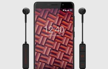 Nuevo Energy Phone Max 3+: Energy Sistem renueva su gama media centrada en la música