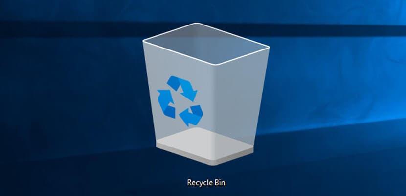papelera reciclaje windows