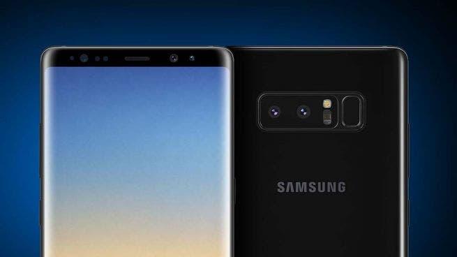 Descarga todos los fondos de pantalla del Galaxy Note 8, el LG V30 y el Xperia XZ1