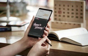 Consigue la función Live Message del Samsung Galaxy Note 8 en el Samsung Galaxy S8